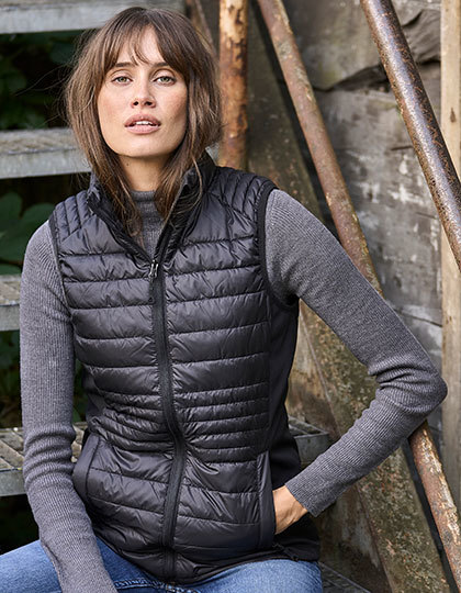Womens Crossover Bodywarmer